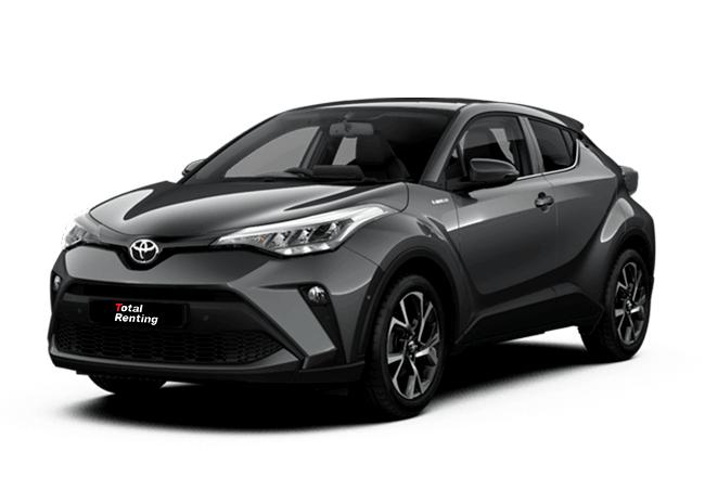 Toyota CHR 125H Advance | Total Renting