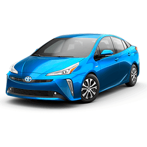 Renting Toyota Híbrido