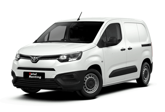 Toyota Proace City Van 100cv L1 GX | Total Renting