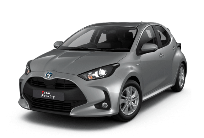 Toyota Yaris 120H Active Tech | Total Renting