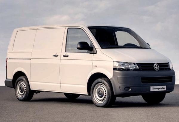 Volkswagen Transporter Furgon Corto Tn 2.0 Tdi | Total Renting