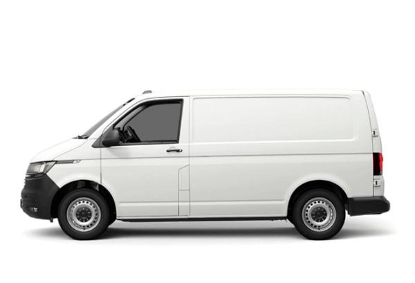 Volkswagen Transporter Furgon Corto Tn 2.0 Tdi Horizontal | Total Renting