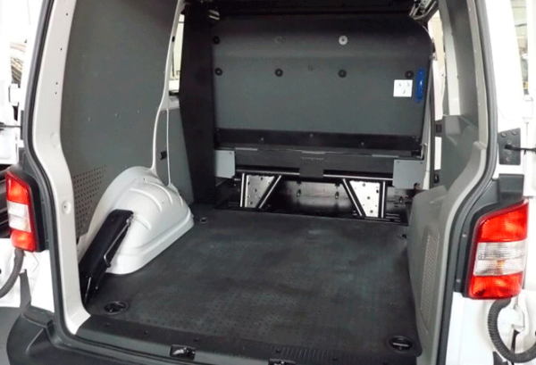 Volkswagen Transporter Furgon Corto Tn 2.0 Tdi Porton | Total Renting