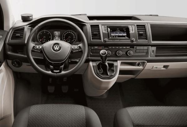 Volkswagen Transporter Furgon Corto Tn 2.0 Tdi Tablero | Total Renting