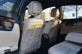 Asientos de coche más cómodos