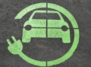 Puntos de recarga de coches eléctricos