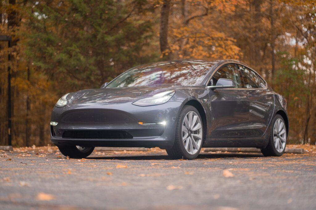 Autonomía media del coche eléctrico