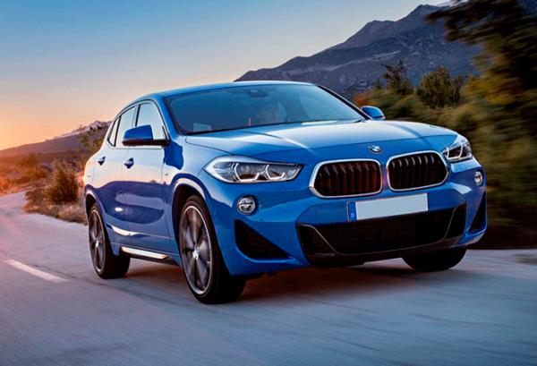 BMW X2 Sdrive18d   Total Renting