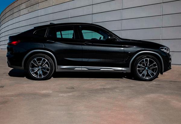 BMW X4 Xdrive20d horizontal | Total Renting