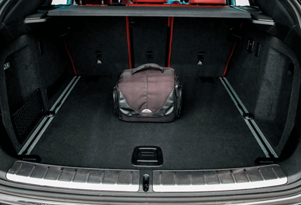 BMW X4 Xdrive20d maletero | Total Renting