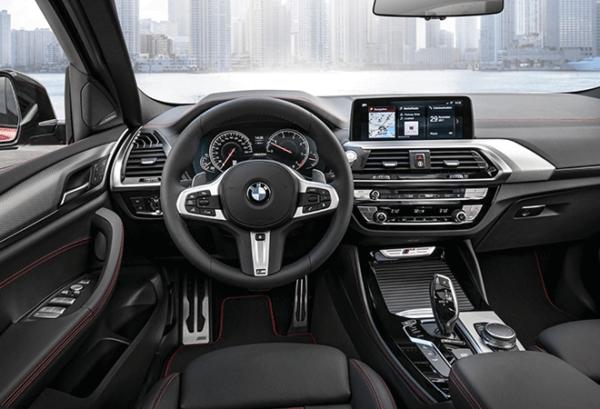 BMW X4 Xdrive20d tablero | Total Renting