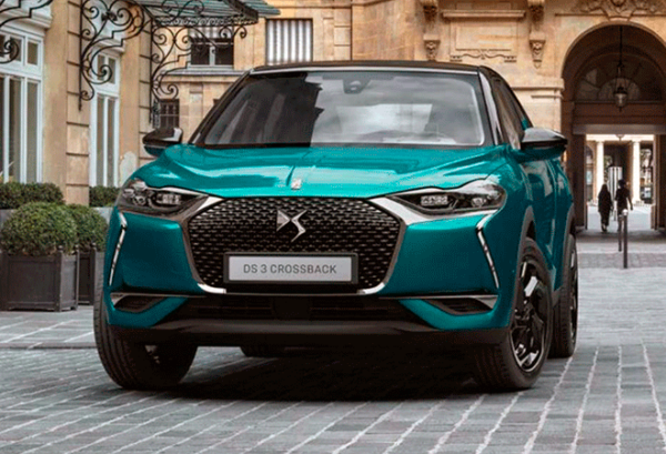 Ds3 Crossback Bluehdi 73 Manual So Chic | Total Renting