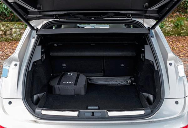 Ds7 Crossback 1.6 E Tense 225 Grand Chic Auto maletero | Total Renting