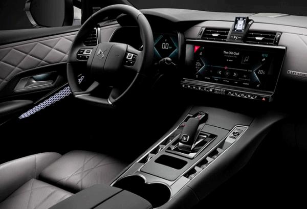 Ds7 Crossback 1.6 E Tense 225 Grand Chic Auto tablero | Total Renting