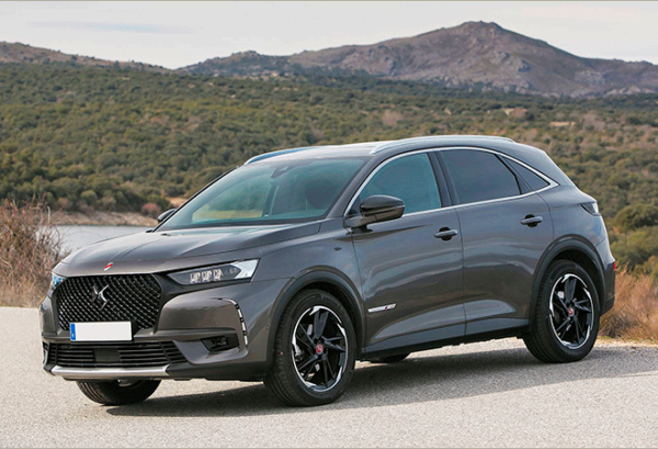 Ds7 Crossback Bluehdi Auto.So Chic | Total Renting