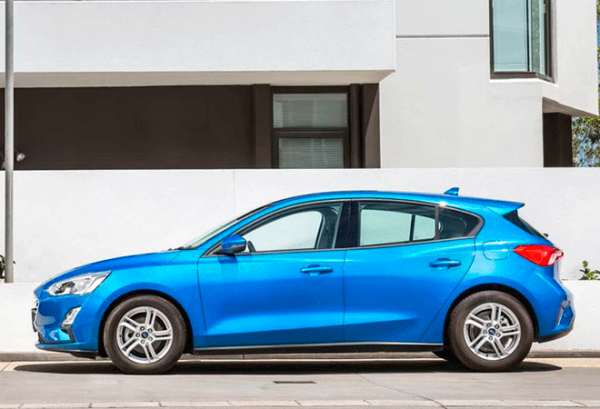 Ford Focus 1.5 Ecoblue 88kw Trend horizontal | Total Renting