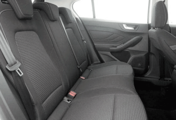 Ford Focus 1.5 Ecoblue 88kw Trend interior | Total Renting