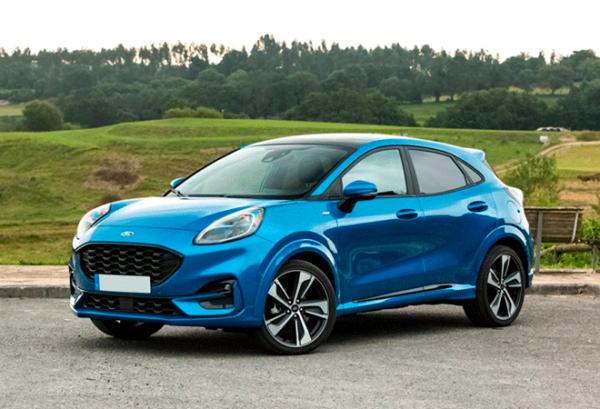 Ford Puma 1.0 Ecoboost Titanium Mhev | Total Renting