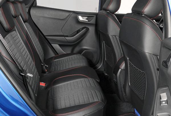 Ford Puma 1.0 Ecoboost Titanium Mhev interior | Total Renting