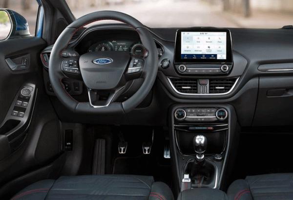 Ford Puma 1.0 Ecoboost Titanium Mhev tablero | Total Renting