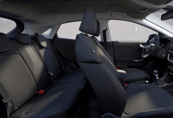 Ford Puma 1.5 Ecoblue 120cv Titanium interior | Total Renting