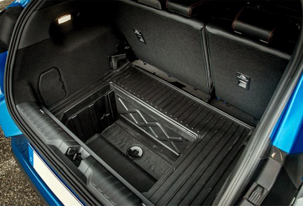 Ford Puma 1.5 Ecoblue 120cv Titanium maletero | Total Renting