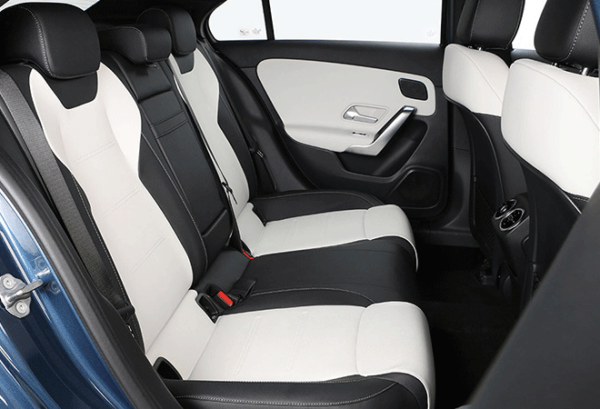 Mercedes Clase A 250 E interior | Total Renting