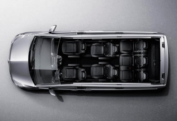 Mercedes Clase V 220 D Largo atras | Total Renting