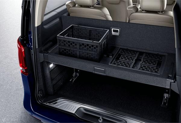 Mercedes Clase V 220 D Largo maletero | Total Renting