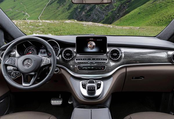Mercedes Clase V 220 D Largo tablero | Total Renting