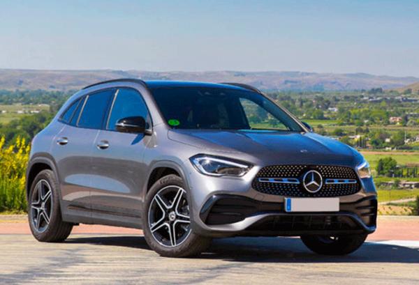 Mercedes GLA 200d | Total Renting