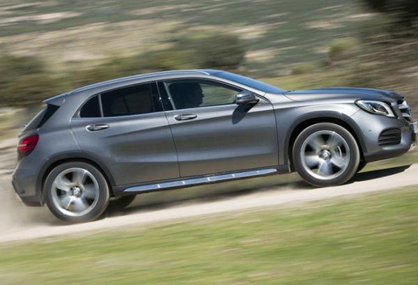 Mercedes GLA 200d horizontal | Total Renting