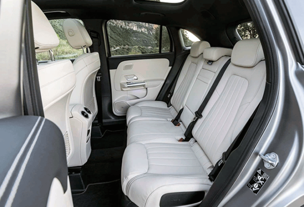 Mercedes GLA 200d interior | Total Renting