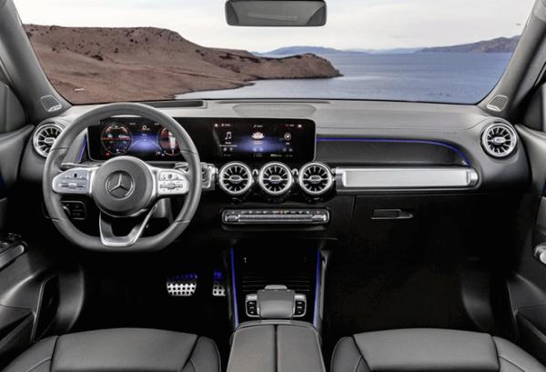 Mercedes GLB 2.0 Glb 200 D Dct tablero | Total Renting