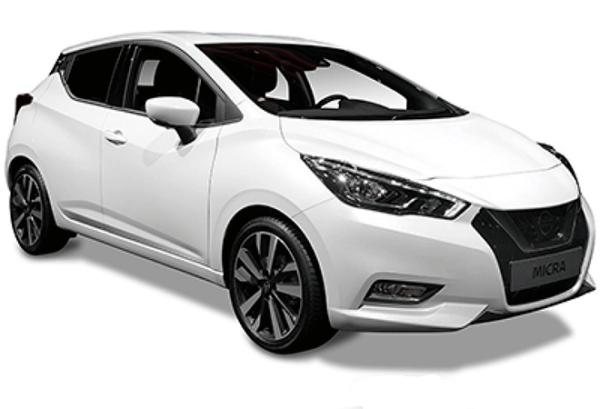 Nissan Micra ig | Total Renting