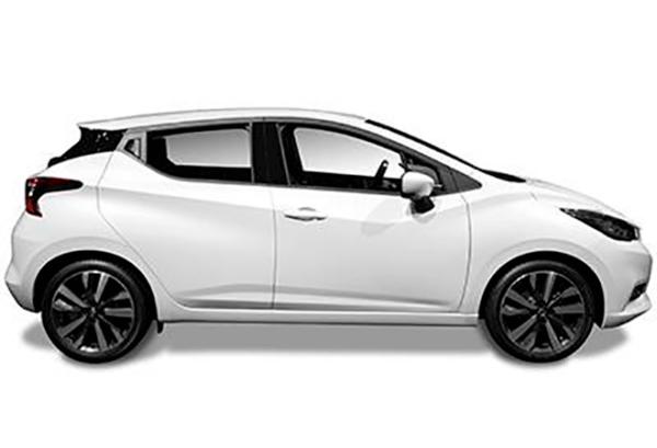 Nissan Micra ig horizontal | Total Renting