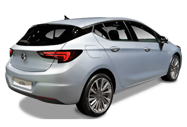 Opel Astra 1.2t Shl Gs Line atras | Total Renting