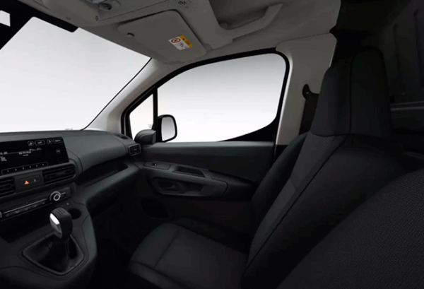 Opel Combo 1.5 Td S S Express L H1 650 interior | Total Renting