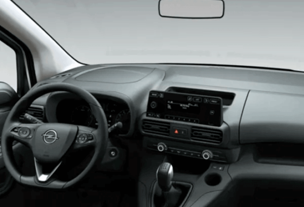 Opel Combo 1.5 Td S S Express L H1 650 tablero | Total Renting