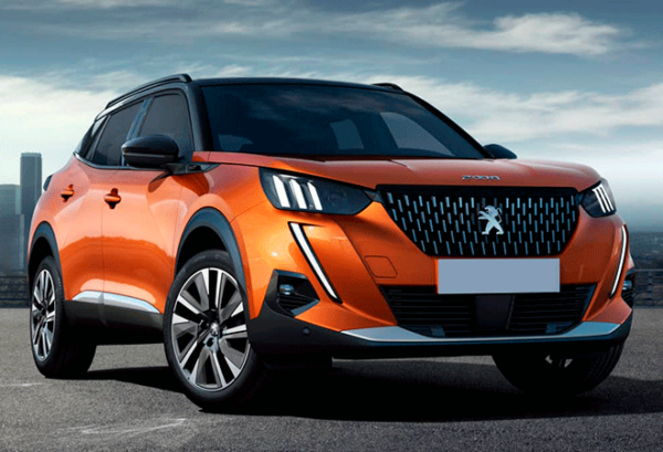 Peugeot 2008 Active Pack Puretech 100 Ss Bvm6 | Total Renting