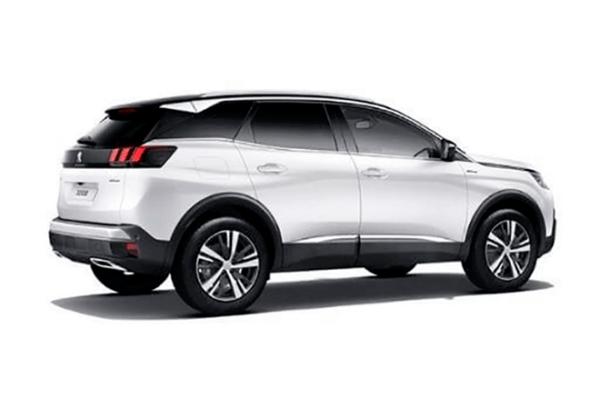 Peugeot 3008 1.5 Bluehdi SS Active Pack atras | Total Renting