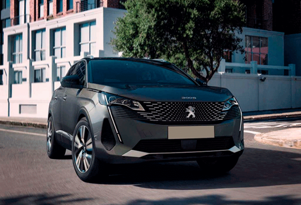 Peugeot 3008 1.5 Bluehdi SS Active Pack | Total Renting