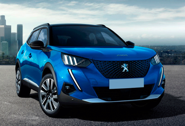 Peugeot E 2008 Electrico Allure Pack | Total Renting