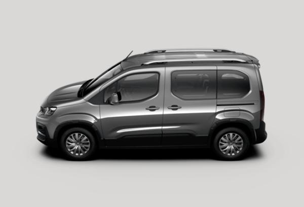 Peugeot Rifter Active Standard Bluehdi horizontal   Total Renting