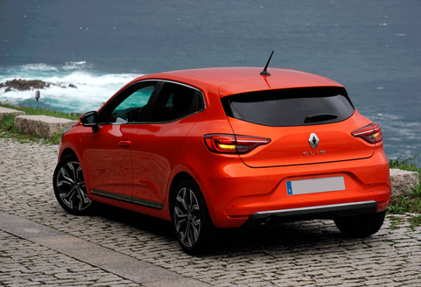 Renault Clio Intens Tce atras | Total Renting