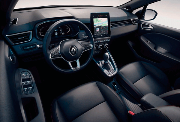 Renault Clio Intens Tce tablero | Total Renting