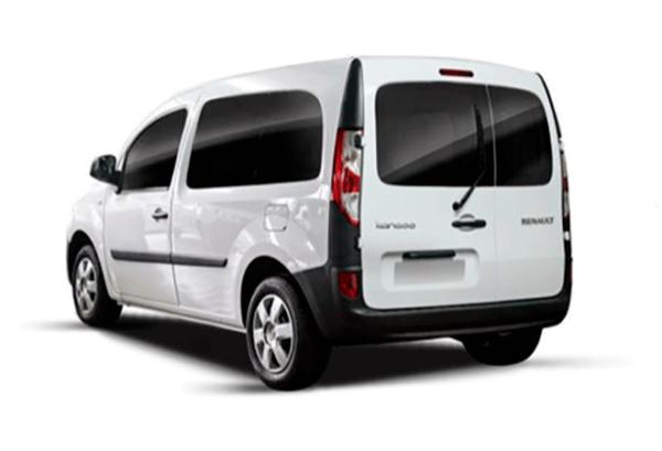 Renault Kangoo Furgon Profesional Blue Dci atras | Total Renting