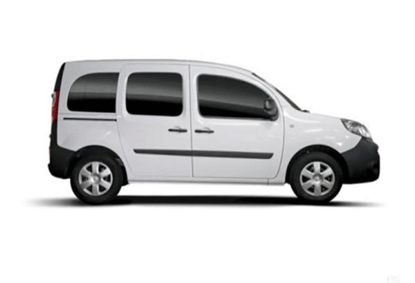 Renault Kangoo Furgon Profesional Blue Dci horizontal | Total Renting