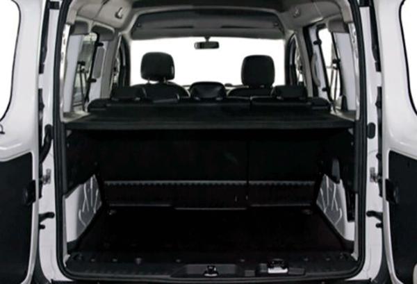 Renault Kangoo Furgon Profesional Blue Dci interior | Total Renting