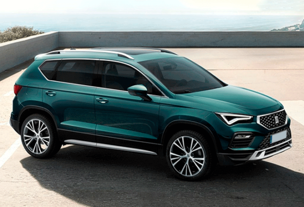 Seat Ateca 2.0 TDI SS Style Go | Total Renting